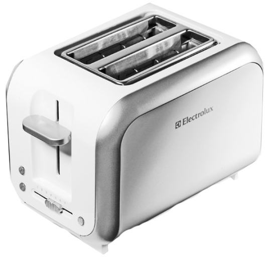 Product review Electrolux ETS 3130 toaster