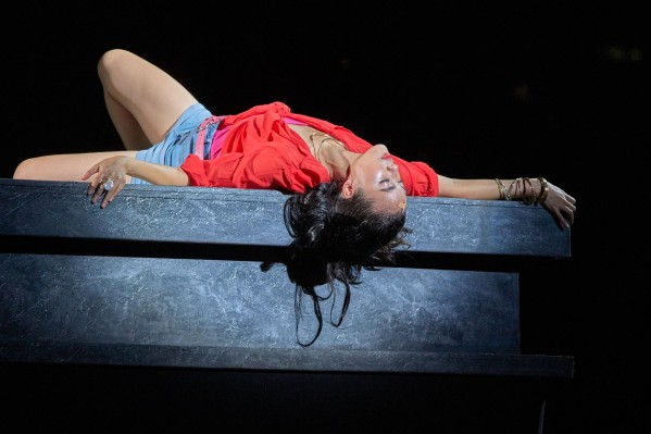 Cheryl Tan in SRT's Shakespeare in the Park - Romeo & Juliet (4)